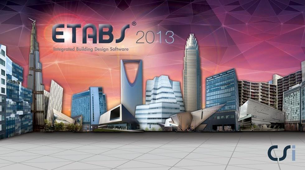 Etabs 2013 full version with crack torrentbfdcm